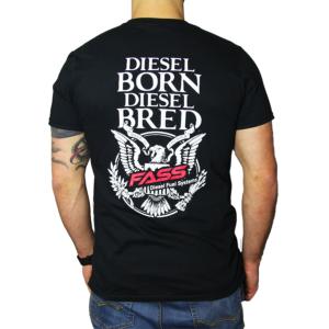 Diesel Born, Diesel Bred (Full Eagle Design)