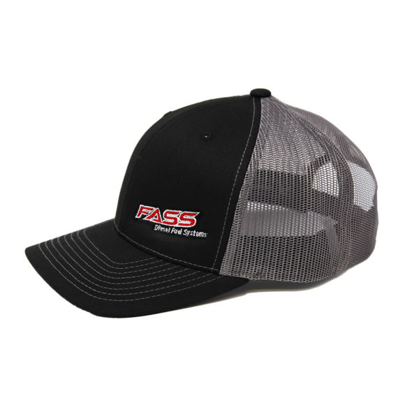 FASS Trucker Hat Side