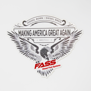 Fass Diesel Fuel Systems MAG Decal