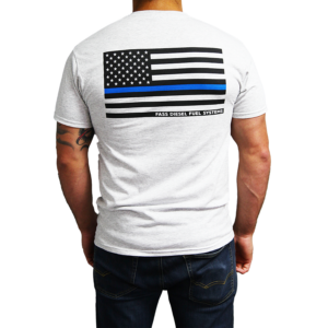 Fass Diesel Fuel Systems Blue Line Tee Back