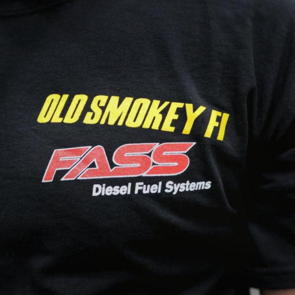 Old Smokey Chest T-Shirt