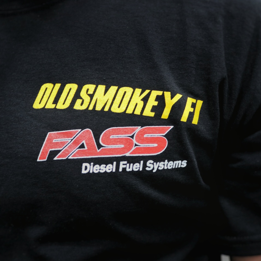 Old Smokey Chest T-Shirt